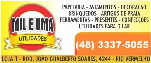 MIL E UMA UTILIDADES - UTILIDADES PARA O LAR NO RIO VERMELHO