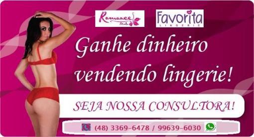 Moda íntima - MODA ÍNTIMA ATACADO CONSIGNAÇÃO ROMANCE FAVORITA 2948e119603