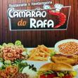 RAFA BURGUER - LANCHES PRENSADOS E CAMARÃO EM CANASVIEIRAS