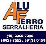 SERRALHERIA EM INGLESES ALUFERRO