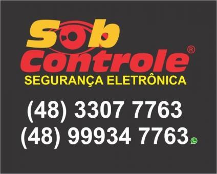 SOB CONTROLE - MONITORAMENTO DE, ALARMES, CFTV, CERCAS - SEGURANÇA ELETRÔNICA EM INGLESES